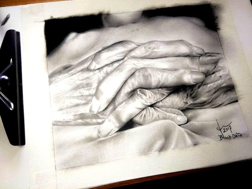 Arte de Sérgio Santos