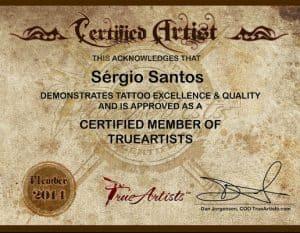 Sérgio Santos True Artists