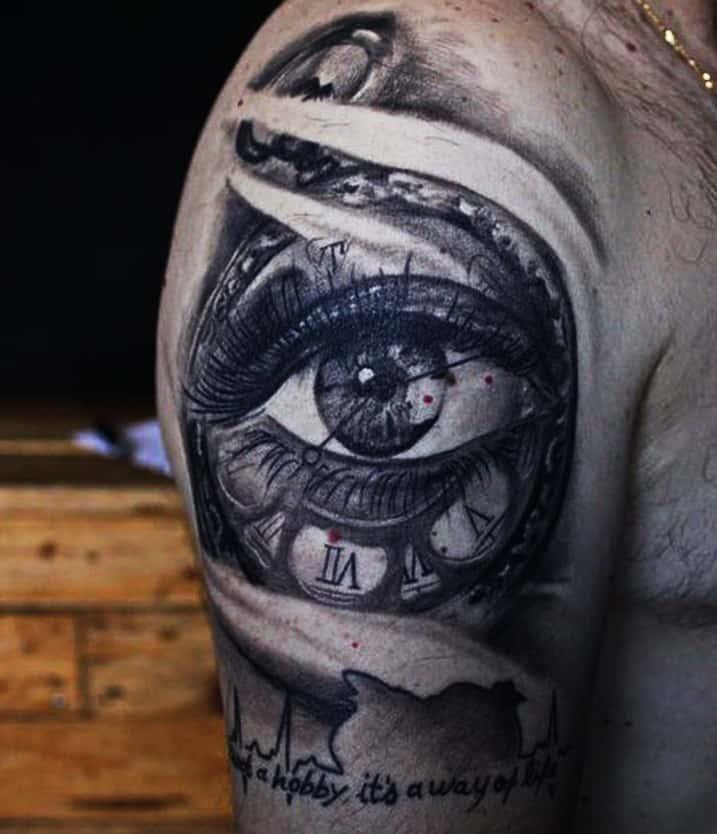 Conversa com Sérgio Santos Artes & contextos Tatuagem de Sergio Santos