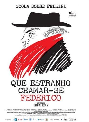 Que estranho chamar-se Frederico