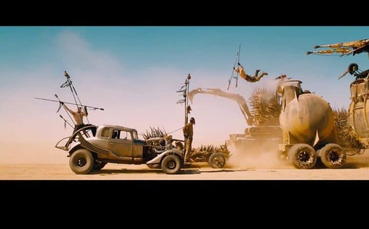 Mad Max - Estrada da Fúria Artes & contextos Mad Max FI 1