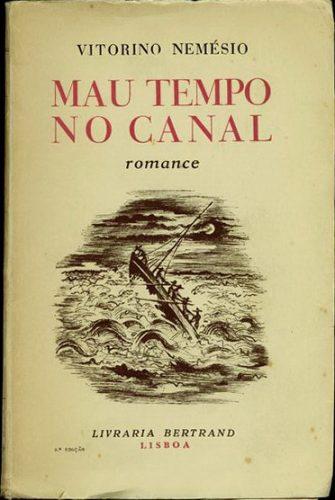 Vitorino Nemésio - Mau tempo no CAnal