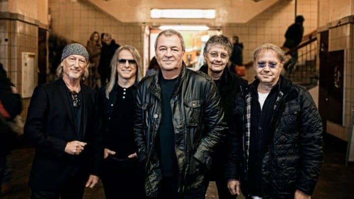 #world: Deep Purple release Perfect Strangers video - @Classic Rock Artes & contextos