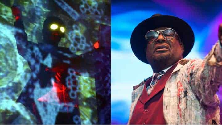 #world - Flying Lotus Forms New Group, Enlists George Clinton for Funk Odyssey | @Rolling Stone Artes & contextos 720x405 WHITE