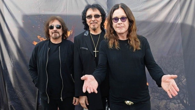 #world - Black Sabbath announce Euro dates - @Classic Rock Artes & contextos