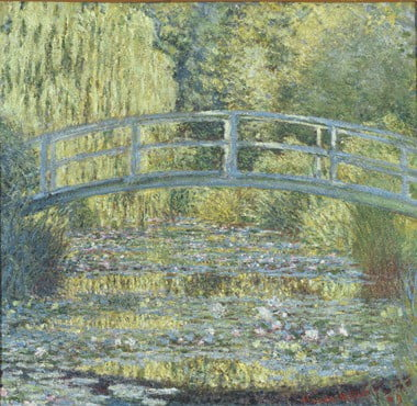 #claudemonet - Exhibition examines the role of gardens in the paintings of Monet and his contemporaries - @artdaily.org Artes & contextos exhibition examines the role of gardens in the paintings of monet and his contemporaries