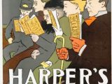#artposter - Download 2,000 Magnificent Turn-of-the-Century Art Posters, Courtesy of the New York Public Library - @Open Culture Artes & contextos Harpers