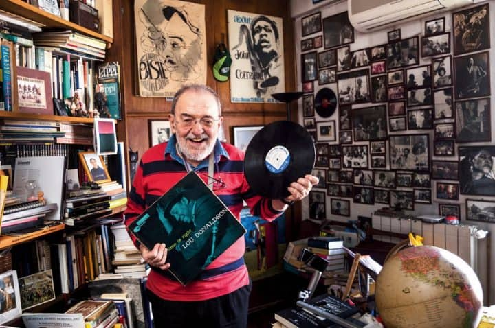 """#5minutosdejazz - 5 Minutos de Jazz comemora 50 anos. """"Na rua, nos táxis, ainda me perguntam: 'José Duarte, como é que vai o jazz?'"""" - @BLITZ Artes & contextos José Duarte"""