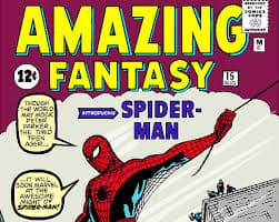 #amazingfantasy #spiderman - Amazing Fantasy #15 sets world record price in Heritage Auctions' $5.7 million Vintage Comics Auction - @artdaily.org Artes & contextos Spider Man 1