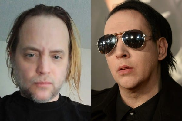 #marilynmanson - Former MARILYN MANSON Keyboardist Says Singer Should Put A Bullet In His Head - @Metal Injection Artes & contextos former marilyn manson keyboardist says singer should put a bullet in his head