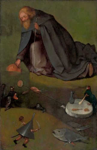 #hieronymusbosch - 'Lost' Hieronymus Bosch found at Nelson-Atkins Museum - @TheArtWolf Artes & contextos lost hieronymus bosch found at nelson atkins museum