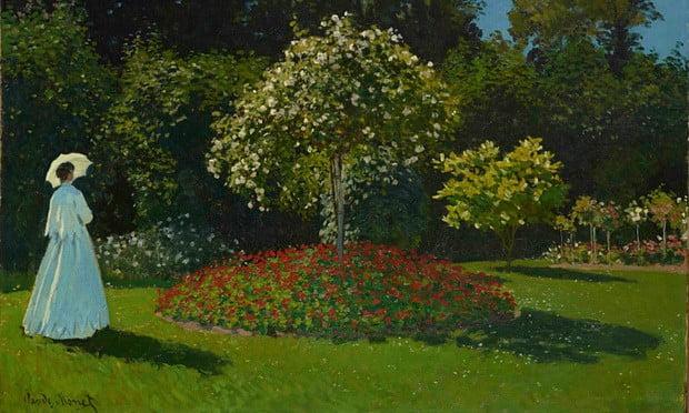 #monet #matisse - Painting the Modern Garden: Monet to Matisse - @The ArtWolf Artes & contextos painting the modern garden monet to matisse