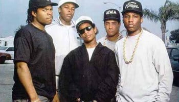 "#world: Cast Of ""Straight Outta Compton"" Speaks On N.W.A Legacy 