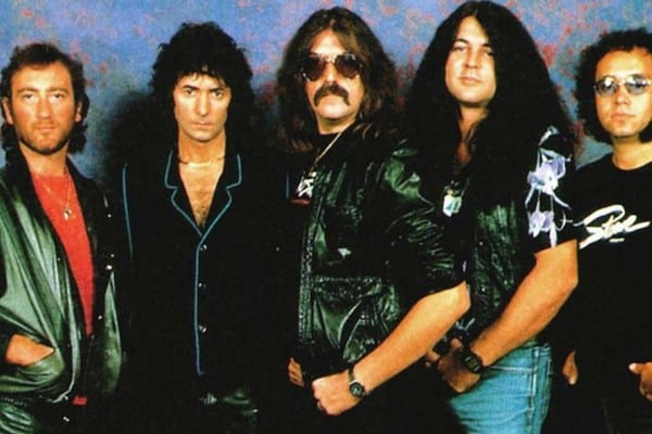 #world: Deep Purple release Perfect Strangers video - @Classic Rock Artes & contextos world deep purple release perfect strangers video classic rock