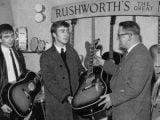 #world - Gibson acustica de John Lennon foi leiloada por 2,4 milhões de dólares - @HARDMUSICA Artes & contextos world gibson acustica de john lennon foi leiloada por 24 milhoes de dolares hardmusica