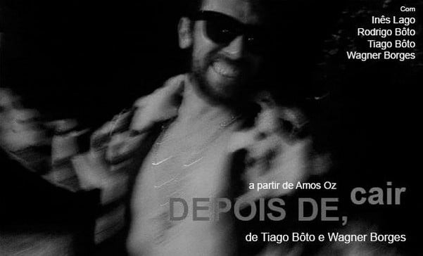 [DEPOIS DE, Cair] Artes & contextos Depois de Cair Feat