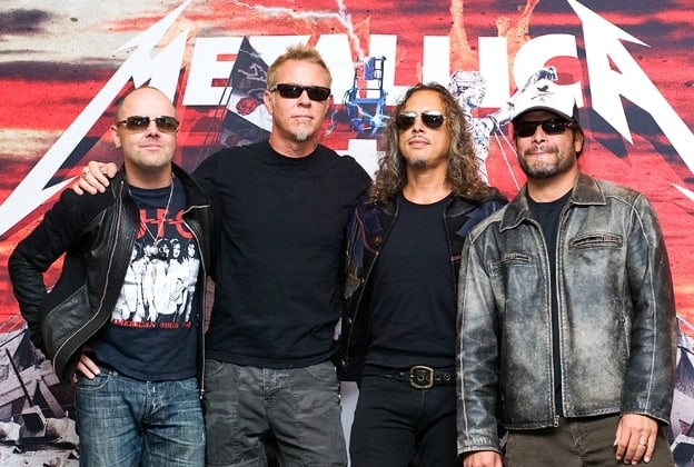 #metallica - 5 Things You Didn't Know About Metallica - @Rolling Stone Artes & contextos Metallica II