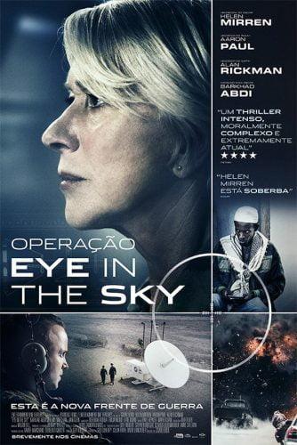 Operação Eye in The Sky Artes & contextos Operação Eye in the Sky