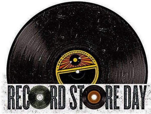 "Porque hoje é o ""Record Store Day"" Artes & contextos RSD Logo"