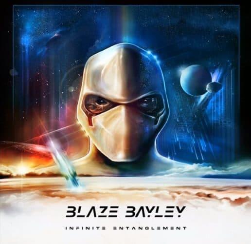 #ironmaiden - Ex-IRON MAIDEN Singer BLAZE BAYLEY: Footage From Making Of 'Infinite Entanglement' Album Artes & contextos blazebayleyinfiniteentanglecd