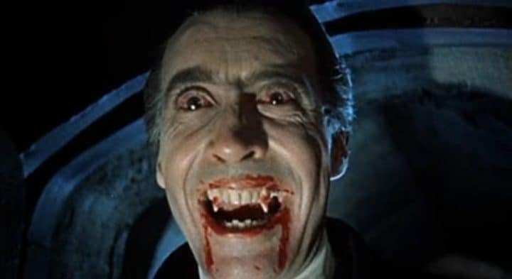 Christopher Lee Reads Five Horror Classics: Dracula, Frankenstein, The Phantom of the Opera & More - @Open Culture #horrorclassic #christopherlee #dracula #frankestein Artes & contextos christopher lee reads five horror