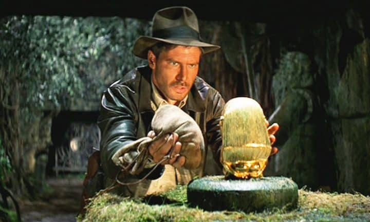 #indianajones - Ford & Spielberg Return for 'Indiana Jones 5' in 2019 - @Box Office Mojo Artes & contextos ford spielberg return for