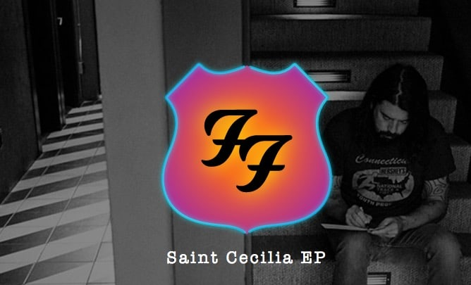 #foofighters - Download the Foo Fighter's EP Saint Cecilia Free: MP3, FLAC, WAV, iTunes & Other Formats - @Open Culture Artes & contextos saint cecilia