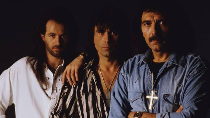 #blacksabbath - Tony Iommi plans to record with Black Sabbath ex Tony Martin - @Metal Hammer Artes & contextos tony iommi plans to record with black sabbath ex tony martin 1