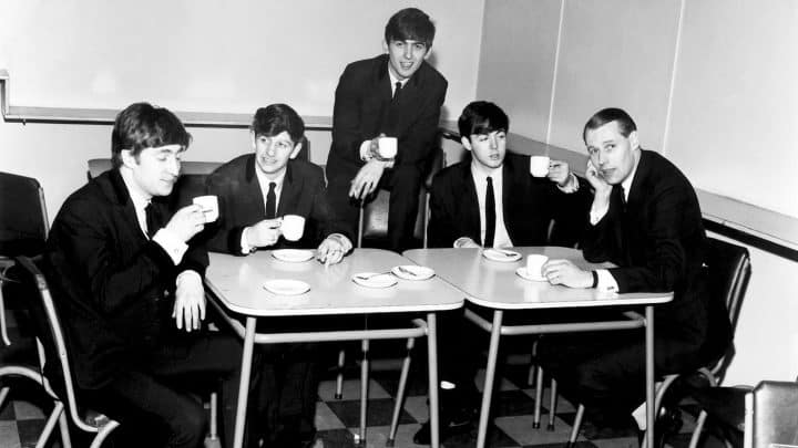 #thebeatles - Why 'Fifth Beatle' Doesn't Do George Martin Justice - @Rolling Stone Artes & contextos why fifth beatle doesnt do george martin justice