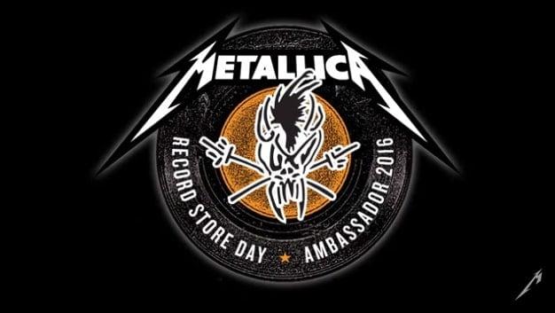 Metallica's James Hetfield + Robert Trujillo Detail Record Store Memories - @Loudwire #metallica #recordstoreday #jameshetfield #roberttrujillo Artes & contextos Metallica Record Store Day