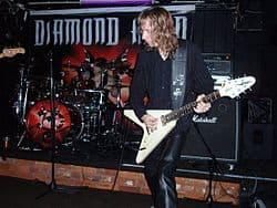 DIAMOND HEAD's BRIAN TATLER On 'Am I Evil?' Song: 'It's Certainly Got A Life Of Its Own' - @Blabbermouth.net #diamondhead Artes & contextos diamond heads brian