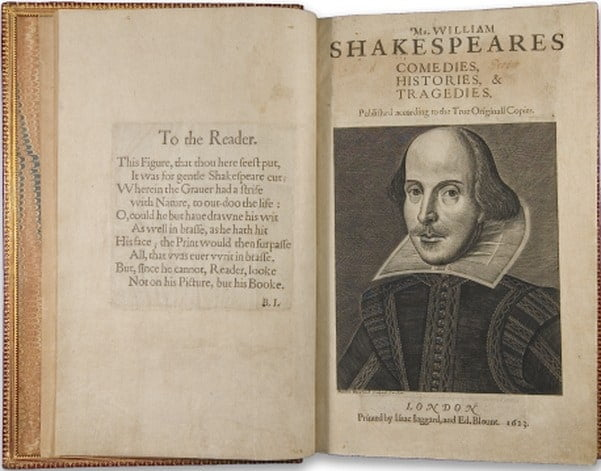30 Days of Shakespeare: One Reading of the Bard Per Day, by The New York Public Library, on the 400th Anniversary of His Death - @Open Culture #shakespeare Artes & contextos shakespeare