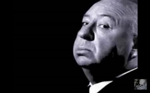 Hear 90+ Episodes of Suspense, the Iconic Golden Age Radio Show Launched by Alfred Hitchcock - @Open Culture Artes & contextos Alfred Hitchcock