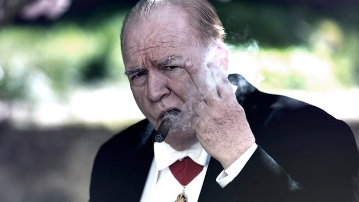 First Look: Brian Cox as Winston Churchill in Upcoming Biopic - @The Hollywood Reporter Artes & contextos Brian Cox Winston Churchill