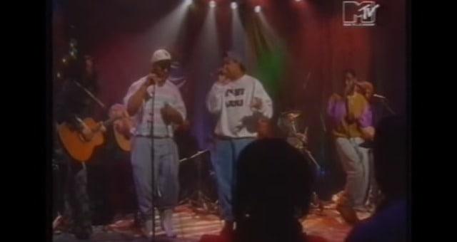 25 Years Later, This Rare De La Soul Performance Keeps Heads Ringing (Video) Artes & contextos De La Soul II