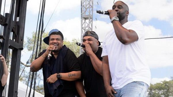 Hear De La Soul's Funky New Song 'Trainwreck' - @Rolling Stone Artes & contextos De La Soul