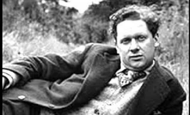 8 Glorious Hours of Dylan Thomas Reading Poetry–His Own & Others' - @Open Culture Artes & contextos Dylan Thomas