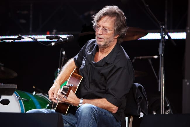 Watch Eric Clapton Revisit Career in Animated 'Spiral' Video - @Rolling Stone Artes & contextos Eric Clapton