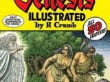 R. Crumb Shows Us How He Illustrated Genesis(...) - @Open Culture Artes & contextos Genesis Illustrated