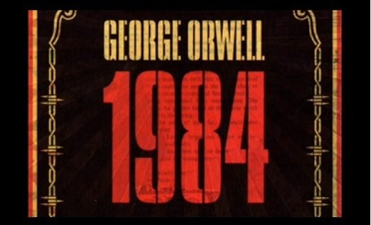 Hear a Radio Drama of George Orwell's 1984, Starring Patrick Troughton, of Doctor Who Fame (1965) Artes & contextos George Orwell 1984