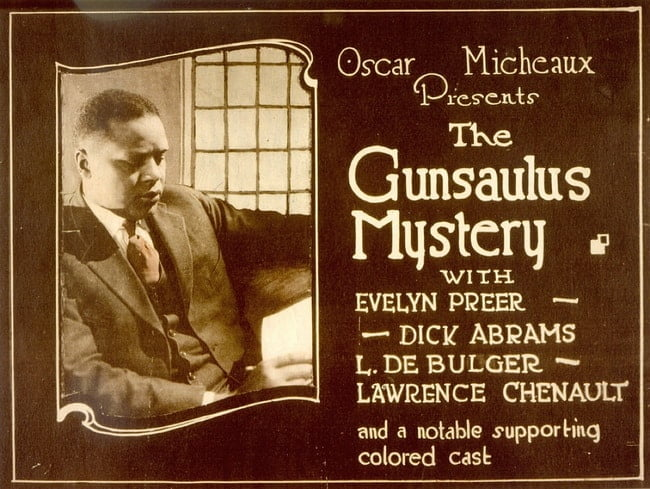 Watch the Pioneering Films of Oscar Micheaux, America's First Great African-American Filmmaker - @Open Culture Artes & contextos Oscar