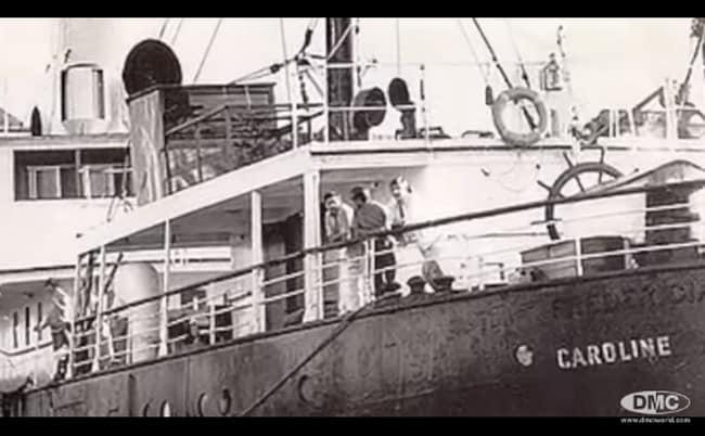 Radio Caroline, the Pirate Radio Ship That Rocked the British Music World (1965) - @Open Culture Artes & contextos Radio Caroline