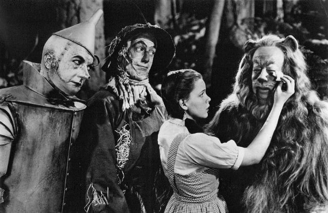 The Wizard of Oz Broken Apart and Put Back Together in Alphabetical Order - @Open Culture Artes & contextos The Wizard of Oz