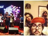 Them Flying Monkeys são os vencedores do EDP Live Bands - @Blitz Artes & contextos Them Flying MonkeysII