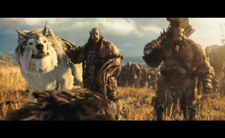 The Difficult Digital Effect Warcraft Is Helping ILM Perfect - @CinemaBlend Artes & contextos Warcraft I