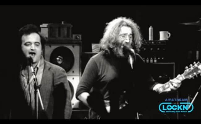 The Night John Belushi Cartwheeled Onstage During a Grateful Dead Show (...) - @Open Culture Artes & contextos john belushi