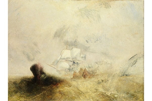 Turner's Whaling Pictures at the Metropolitan Museum - @The ArtWolf Artes & contextos turner whaling pictures at