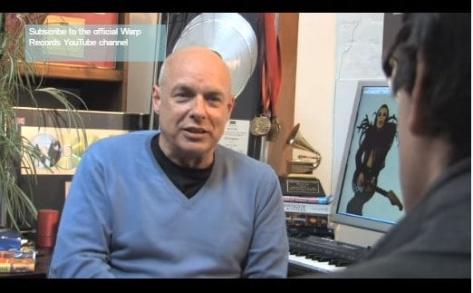 Brian Eno Answers Deep Questions from Music Journalist Dick Flash (...) - @Open Culture Artes & contextos Brian Eno