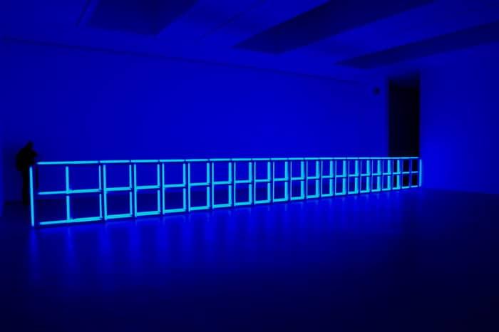 Painting With The Light: Dan Flavin At Ikon - @The Quietus Artes & contextos Dan Flavin