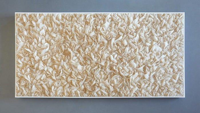 Undulating Shell Sculptures by Rowan Mersh - @ThisisColossal Artes & contextos Rowan Mersh